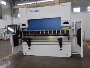 Accurl 4axis 1100T/2500 CNC Press Brake with Delem DA-66T Control