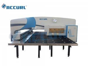 CNC Servo Driven Ram Turret Punch Press MAX-SF- 50 ton for Superior Performance Servo CNC Punching Machine