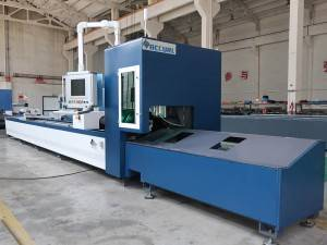 Wholesale Dealers of Tube Cutting Machine For Sale - Acuurl Fiber Laser Tube Cutting Machine – Accurl