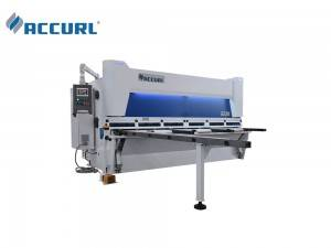 Sheet Metal Guillotine 8mm Hydraulic Shearing – Cutting Machine MS7-8x3200mm with European Standard