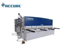 ACCURL Hydraulic CNC Shearing Machine for Metal Shear Cutting Machine for Sale MS7-4x2500mm