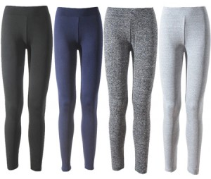 Women's Soft Touch  functional Leggings Heated Pants Women Thermal Underwear Slim Fit Heated Base Layer Pants