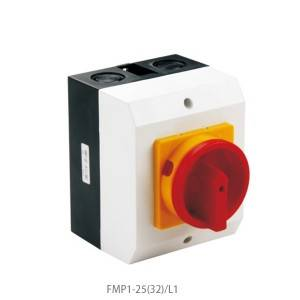 High Performance Domestic Isolator Switch - FMP Series Rotary Isolator switch (AC) – FEIMAI