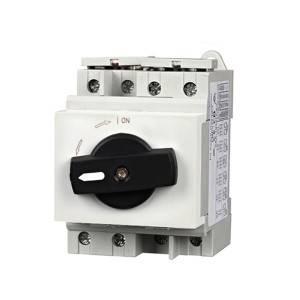 DC Isolator Switch NL1-T Series
