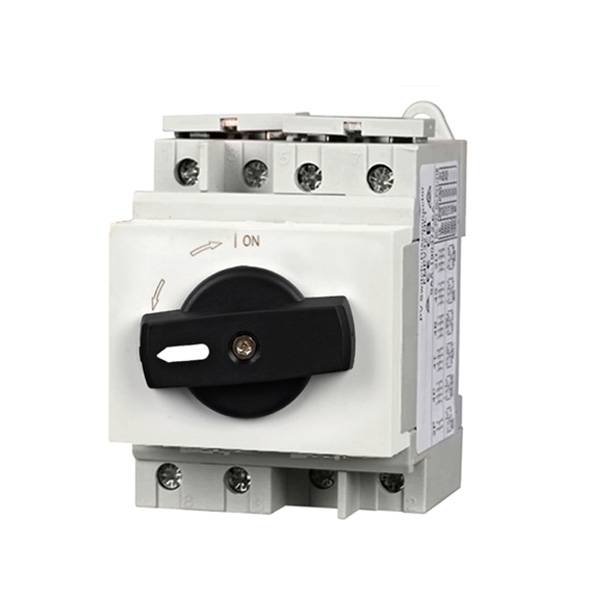 DC Isolator Switch NL1-T Series Featured Image