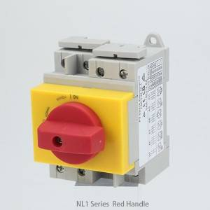 DC Isolator Switch NL1 Series