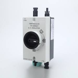Enclosure DC Isolator Switch ELR2 Series