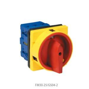 Top Quality 3 Phase On Off Rotary Switch - FM30 Series Load Isolator Switch (AC) – FEIMAI