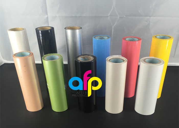 18 Years Factory Foil Stamping Printer - Various Color Hot Stamping Film –  After-printing