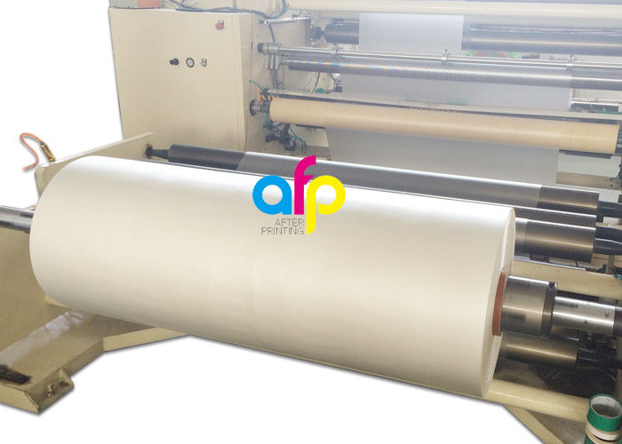 Reliable Supplier Bopp Film Applications - Thickness 27 Micron Scratch Protection Film , BOPP Anti Scratch Film For Glass –  After-printing