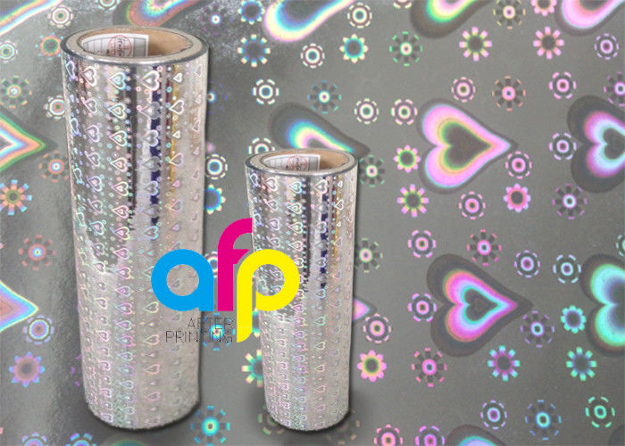 Hot New Products Breathable Stretch Wrap - Transparent / Silver Laser Holographic Film Bags / Gifts Packing Suit –  After-printing