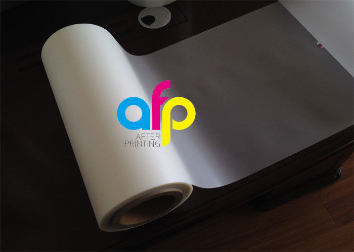 Professional China Laminating Film Roll - 125 Micron PET EVA Hot Laminating Film Roll For Small Dry Laminator –  After-printing