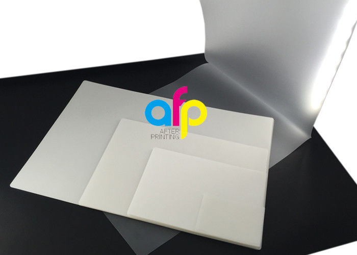 2020 High quality Laminator Sheets - High Glossy PET Heat Pouch Laminating Film For Photo Lamination 175 Micron –  After-printing