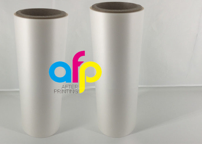 Chinese wholesale Bopp Film Technical Specifications - 28 Micron BOPP Lamination Film , 2000 – 3000m Length Anti Scratch Film For Cars –  After-printing