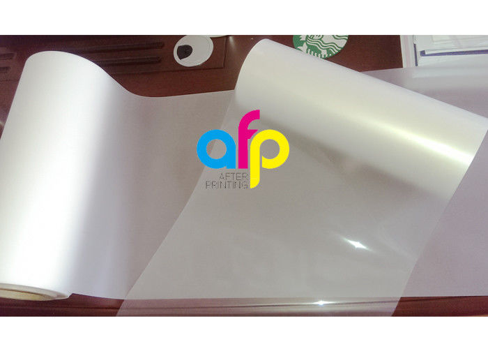 Good User Reputation for Pe Lamination Film - High Clarify PET Thermal Lamination Film For Photo Lamination SGS Approval –  After-printing detail pictures
