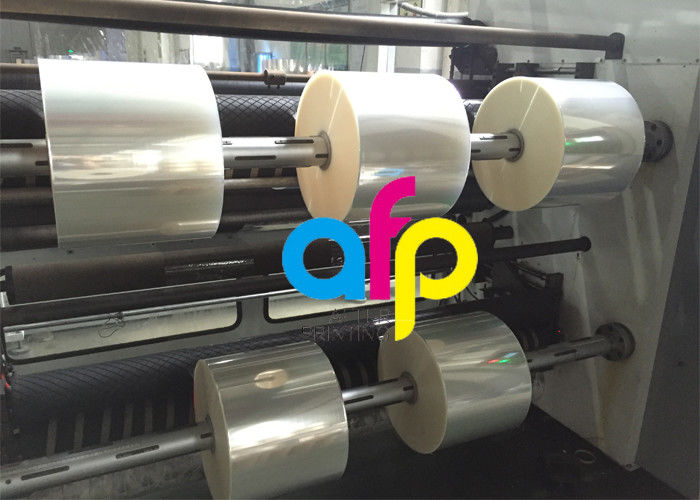 Hot Sale for Packaging Printing - Low COF High Slip Bopp Film Roll , Food Packaging BOPP Heat Sealable Film –  After-printing