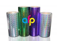 China New Product Shrink Wrap Material - BOPP Laser Holographic Film For Lamination Machine 180mm – 1300mm Width –  After-printing