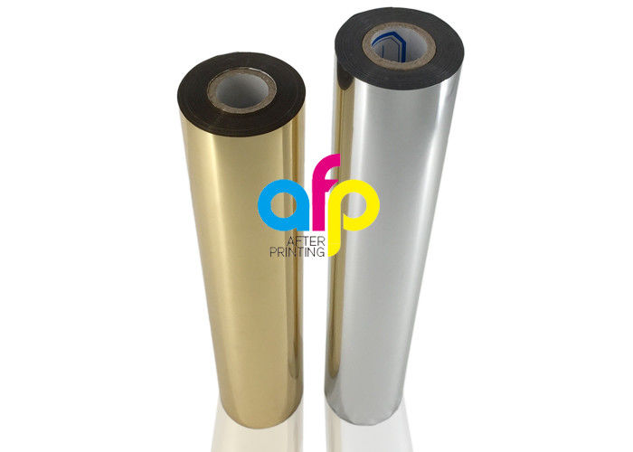 China Manufacturer for Hot Foil Pencil Stamping Machine - Plastic & Paper Hot Stamping Foil –  After-printing