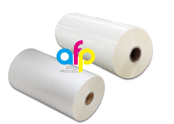 OEM China Heat Seal Laminator Film - Strong Adhesion Thermal Lamination Film Hot Melt Film High Surface Tension –  After-printing