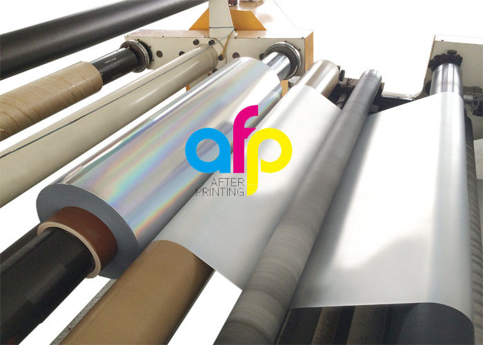 Low price for Stretch Film Plant - Hot Laser Holographic Film Seamless Rainbow Transparent PET EVA Material –  After-printing Featured Image
