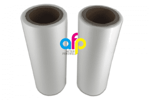 Low price for Glitter Vinyl Film - Leading Professional Glossy Matt Film Lamination Roll Manufacturer –  After-printing