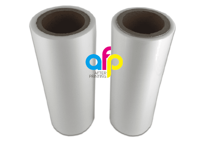 OEM Factory for Print Digital - Leading Professional Glossy Matt Film Lamination Roll Manufacturer –  After-printing