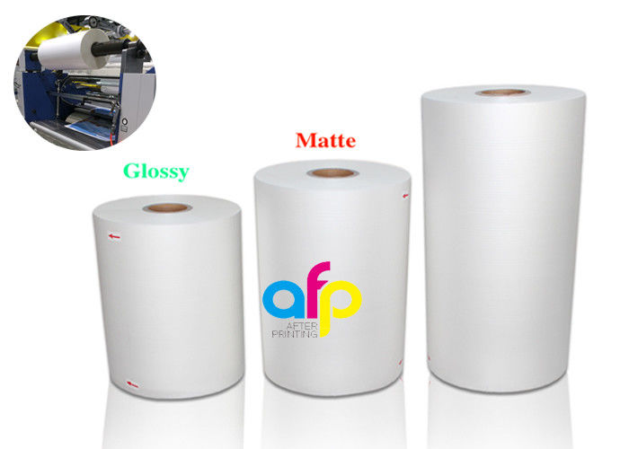 OEM China Heat Seal Laminator Film - Paper Laminating Film Scratch Resistant –  After-printing
