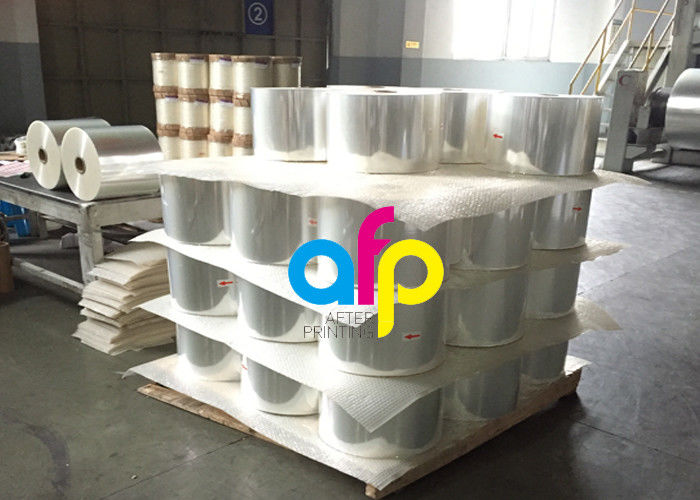 Lowest Price for Food Packaging Bags - BOPP Plastic Flexible Packaging Film For Laminating SGS Certification –  After-printing
