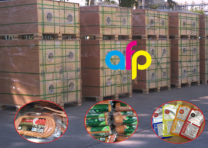 Rapid Delivery for Plastic Packaging Manufacturers - 15 Micron Flexible Packaging Film High Barrier Purpose Nylon 6 Film –  After-printing