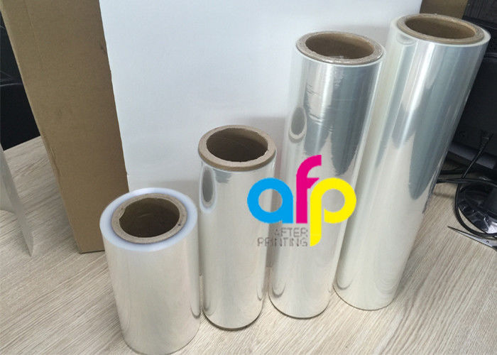 Low COF High Slip Bopp Film Roll , Food Packaging BOPP Heat Sealable Film