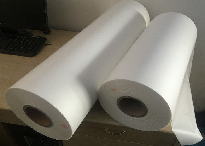 Excellent quality Velvet Laminate - 27 Mic BOPP Laminating Film Roll , 3 Inch Core Cosmetic Packing Film Roll –  After-printing