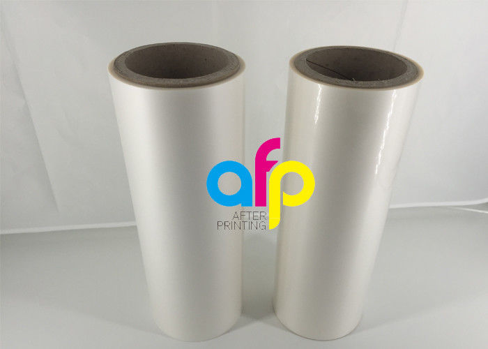 Factory selling Matt Bopp Film - Matte BOPP Thermal Film Scratch Resistant –  After-printing