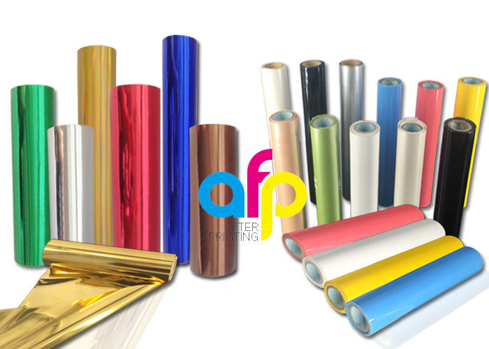 High definition Stamping Foil Suppliers - Hot Stamping Foil for Paper/Leather/Textile/Fabrics/Plastics –  After-printing
