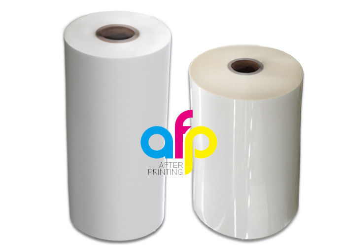 8 Year Exporter Laminating Roll Self Adhesive - BOPP EVA Adhesion Thermal Lamination Film For Offset Printings 15 –  30 Micron –  After-printing