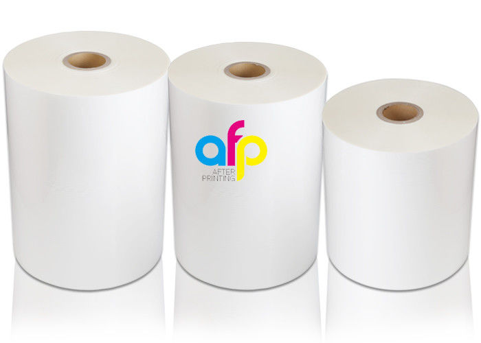 Matte Lamination Film/BOPP Thermal/Dry Lamination Film for Paper or Plastic