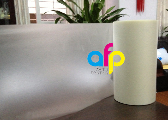 Factory Supply Bopp Material - Protective Scratch Resistant Film For Glass 180mm – 1000mm Roll Width –  After-printing