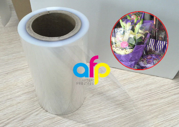 Factory Cheap Hot Vacuum Packaging - 40 Mic Matte / Glossy Flexible Packaging Film For Flower Eco Friendly Material –  After-printing