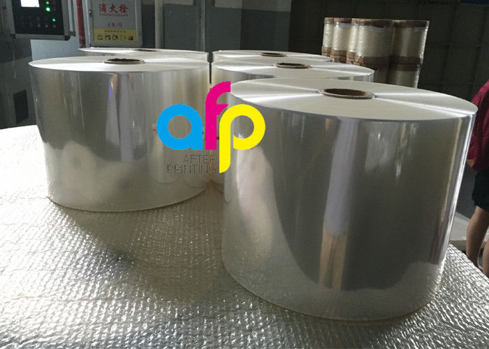 OEM manufacturer Flexible Food Packaging - BOPP Plastic Flexible Packaging Film For Laminating SGS Certification –  After-printing