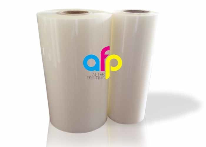 Heat Crystal Photo Gloss Lamination Printing Film For Small Laminator
