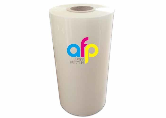 Factory wholesale Embossed Polyethylene Film - Transparent Thermal Lamination Film , Moisture Proof Plastic Laminating Roll Film –  After-printing