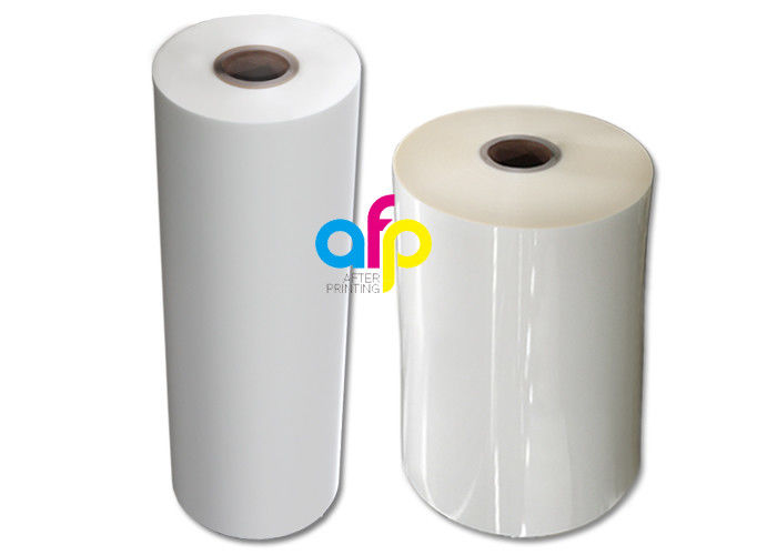 BOPP Gloss Laminating Film For Hot Laminating 15 Micron – 30 Micron Thickness