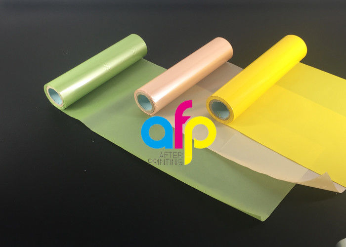 New Arrival China How To Hot Foil Stamp - Pigment and Pearlised Hot Stamping Foil Non-metallic Plain Color for High Quality Stamping –  After-printing