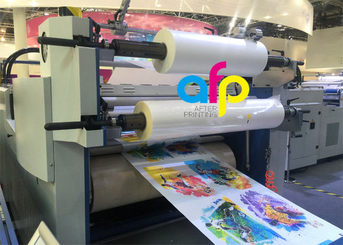 Best Price for Lenticular Printing - Multiple Extrusion BOPP Roll Laminating Film Customized Thickness BV Approval –  After-printing