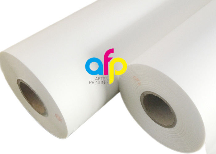 BOPP Soft Touch Lamination Film For Printing / Packaging Matte Finish