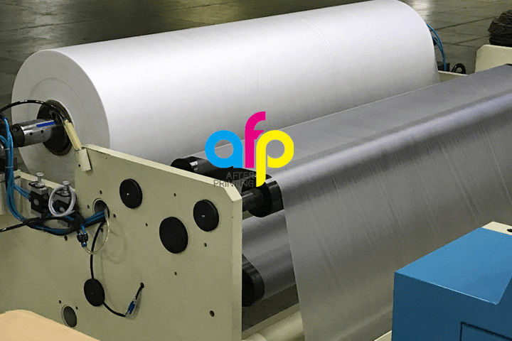 2020 Good Quality Surface Protection Film - BOPP Thermal Lamination Film with Strong Adhesive , Laminating Rolls –  After-printing