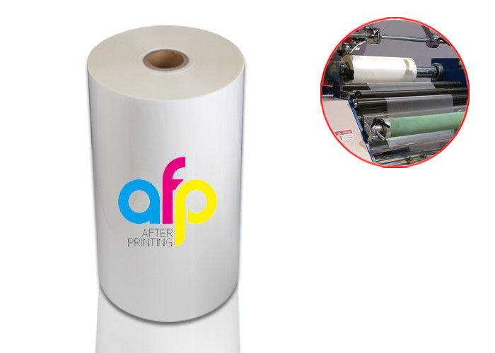 2020 Good Quality Laminating Film Suppliers - Moisture Proof Dry Thermal Lamination Film Crack Resistant Chemicals Barrier –  After-printing