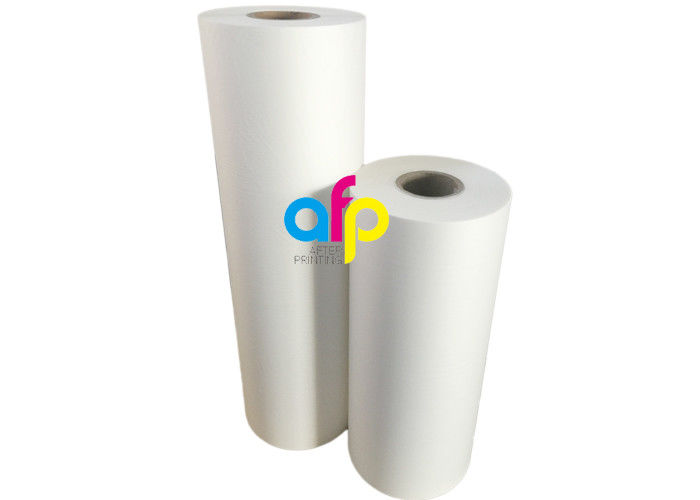 Factory Supply Glass Shatter Protection Film - 22 Mic Matte Lamination Film Over 38 Dynes Corona Treatment 25.4 / 76mm Core –  After-printing