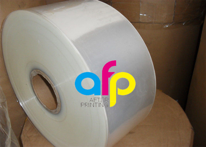 "China Cheap price Multilayer Flexible Packaging - Flexible Packaging BOPP Heat Sealable Film , 3"" Core BOPP Transparent Film –  After-printing"