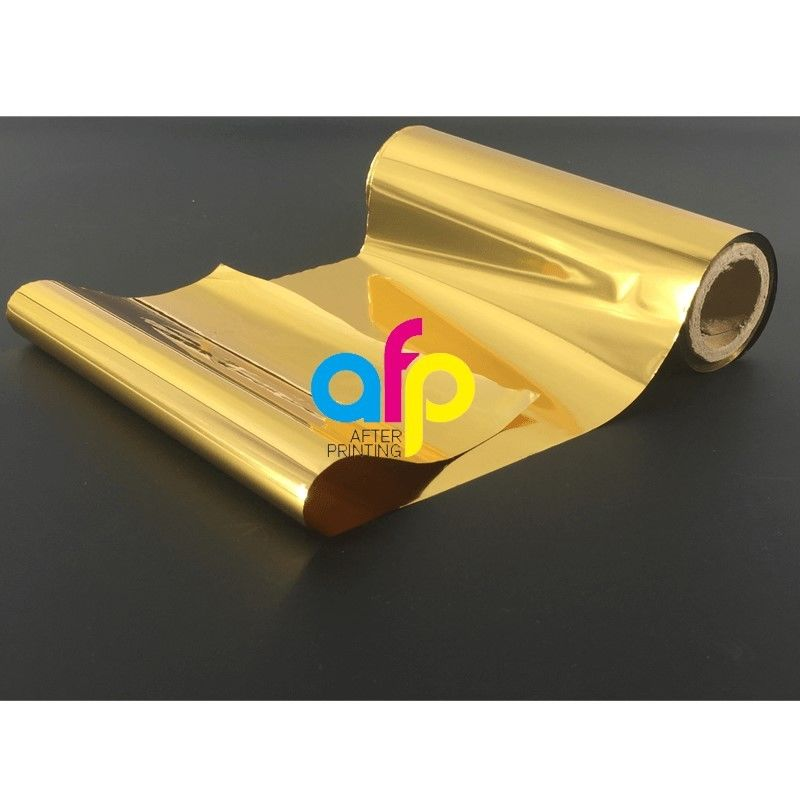 Discount Price Hot Stamping Service - Water Transfer Double Sides Hot Stamping Foil –  After-printing