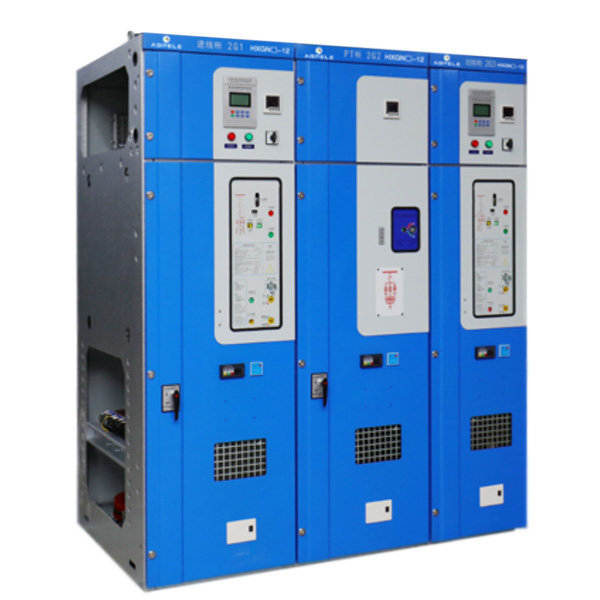 High Quality for Mv Switchgears - HXGN □ -12 Air-insulated compact switchgear – AGP Electrical